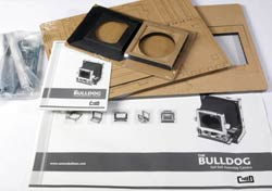 Bulldog 5x4 self build camera