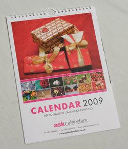 Ask Calendar's calendar