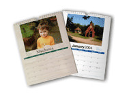 Fotostation calendars