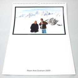 Pixaroo calendar cover