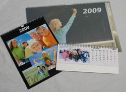 Calendars grouped