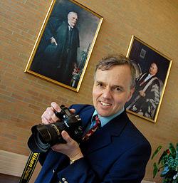 CCLRC photographer awarded prestigious Fellowship