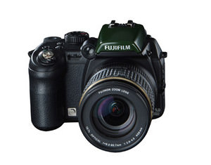 Fujifilm IS-1 - infrared camera reveals all