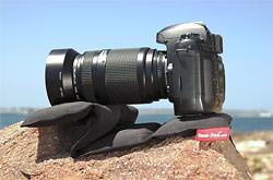 Cam-Pod lightweight camera support