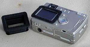 Camera Bellows DS1 Digital Screen Shade