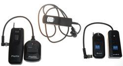 Radio controllers