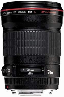 Canon 135mm F/2 L USM