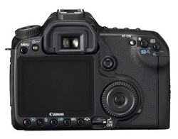 Canon EOS 40D rear view