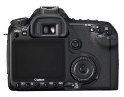 Canon EOS 40D rear view