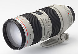 Canon 70-200mm f/2.8 L IS