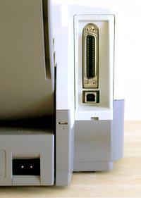 Canon BubbleJet S800 inkjet printer