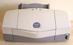 Canon BubbleJet S800 inkjet printer