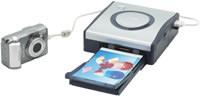 Canon Cp-100 Card Photo Printer