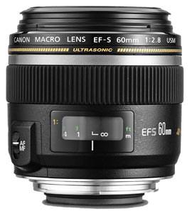 Canon 60mm f/2.8 macro