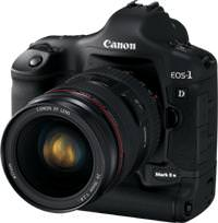 Canon EOS 1D Mark II N firmware update