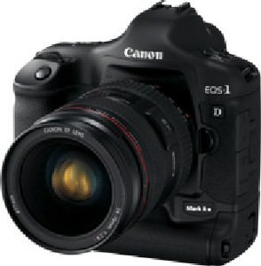 Canon EOS 1D Mark II N introduced