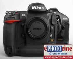 Canon EOS 1Ds MkIII vs. Nikon D3