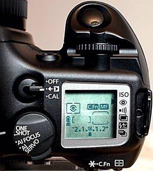 Canon EOS 30