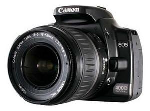 Canon EOS 400D Experience Seminars