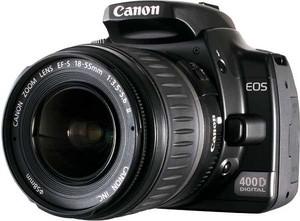 Canon EOS 400D announced
