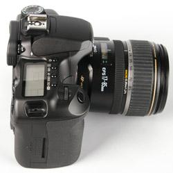 Canon EOS 40D right