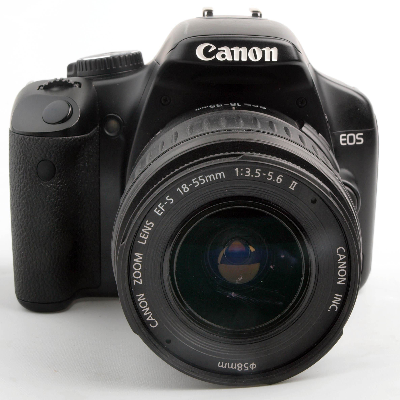 Canon EOS 450D Digital SLR Camera Kit