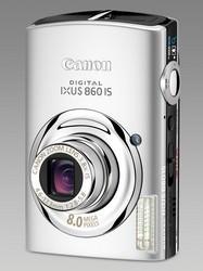 Canon IXUS 860 IS