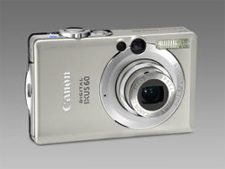 Canon Ixus 60 and Ixus 65