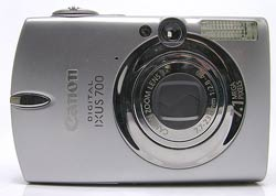 Canon Ixus 700 Digital Camera Review