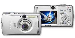 Canon Ixus Wireless firmware update released