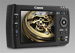 Canon M30 & M80 multimedia storage viewers
