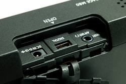 Canon Media Storage M80 ports