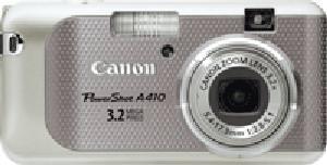 Canon PowerShot A410 announced