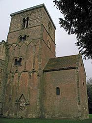 Field test of a church