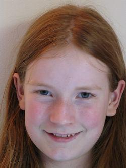 Canon Powershot A2000 Indoor Portrait