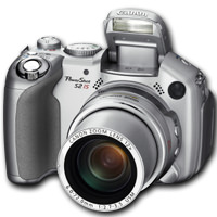 Canon announce PowerShot S2 IS