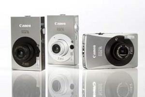 Canon Digital IXUS 70 and Canon Digital IXUS 75