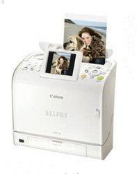 Canon Selphy ES2 printer