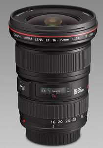 Canon EF 16-35mm f/2.8L II USM and Speedlite 580EX II - new gear announced