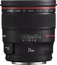 Canon EF 24mm f/2.8L II USM
