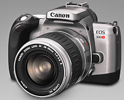 Canon replace EOS 300V with EOS 300X