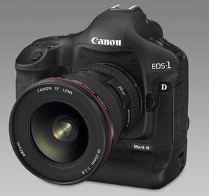 Canon EOS 1D Mark III Pro Digital SLR