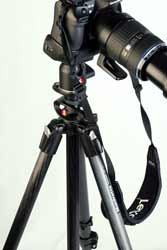 Carbon Fibre tripod group test