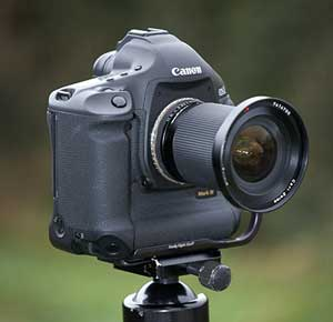 Canon EOS 1Ds MkIII & Carl Zeiss 21mm f/2.8