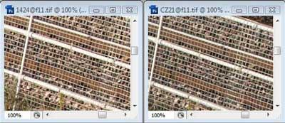 Nikon 14-24mm f/11 & Carl Zeiss 21mm f/11 Zone B resolution