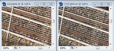 Nikon 14-24mm f/4 & Carl Zeiss 21mm f4 Zone B resolution