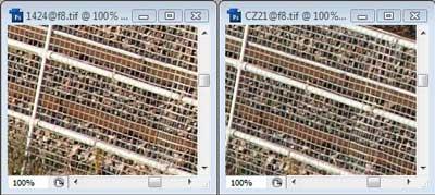 Nikon 14-24mm f/8 & Carl Zeiss 21mm f/8 Zone B resolution