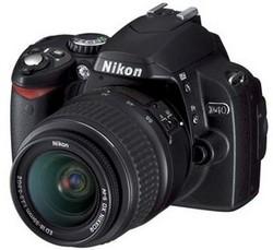 Nikon D40 Digotal SLR camera