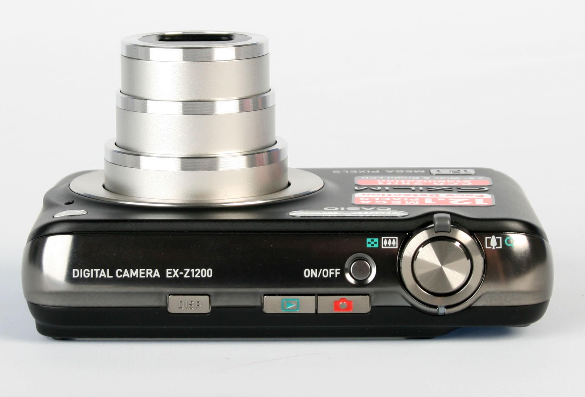 инструкция к цифровой фотокамере casio exilim ex