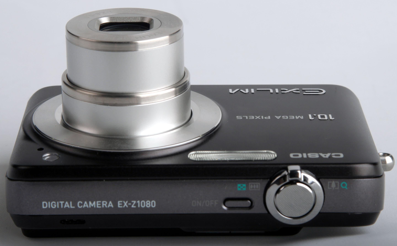 CASIO EX-Z1080 Digital Camera Drivers Update